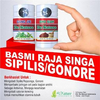 Nama Antibiotik Sipilis yang Dijual Bebas di Apotek