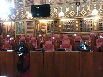 The Senate assembly