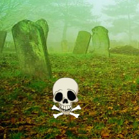 Skeleton Cemetery Land Escape