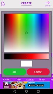 Cara Menggunakan Fancy Text di Android