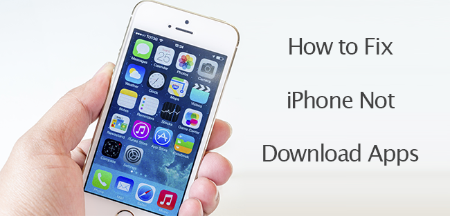 iphone app not downloading how to fix iphone not or update apps issue 9140