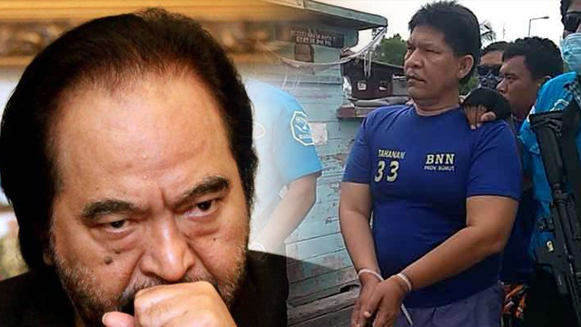 Jadi Gembong Narkoba, Anggota DPRD Politikus Nasdem Layak Dihukum Mati
