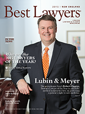 Robert Higgins - Best Lawyers - Lawyer of the Year