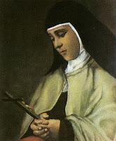 Bienheureuse Marie-Sagrario