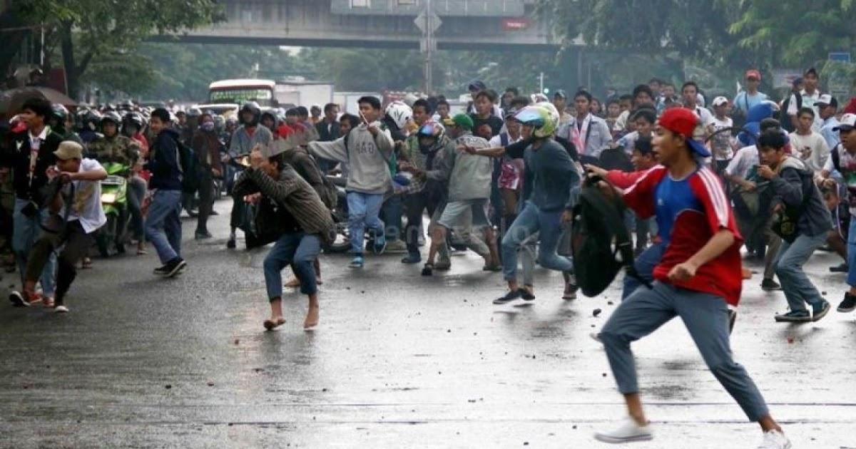 4 Bentuk Konflik pada Masyarakat Indonesia ~ Ruana Sagita