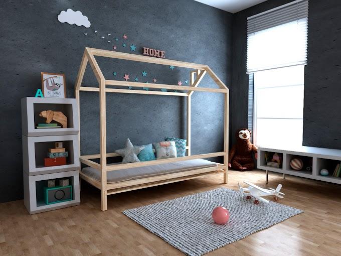 Кровать-домик  Китти 70х140  ТМ MegaOpt