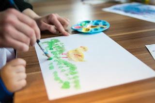 cara mendampingi anak belajar jarak jauh