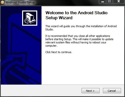 Coding Square: Installing Android Studio and creating a new Android