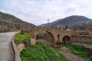 Pont de les Merites (Torà, Catalunya) per Teresa Grau Ros