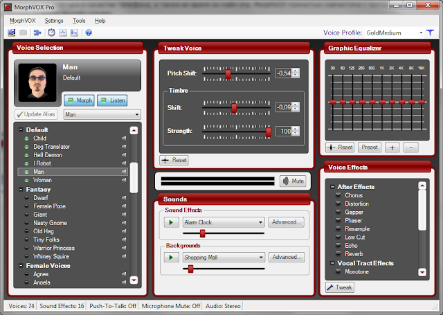 MorphVOX Pro Voice Changer Free Download With Registration