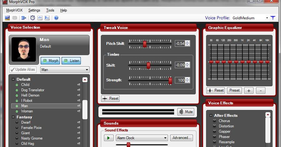 morphvox pro voice changer free download