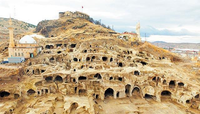 Kota Derinkuyu Turki