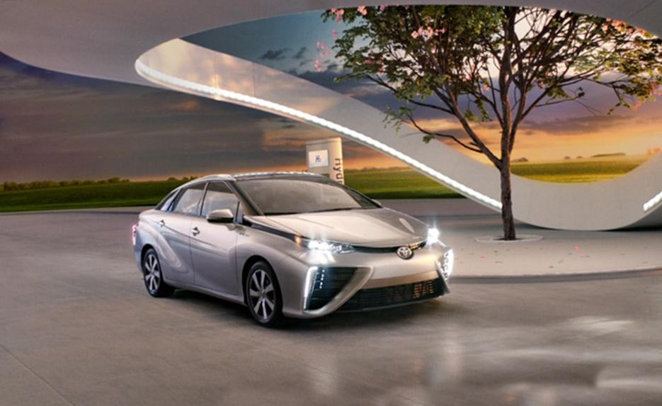 2018 toyota mirai. 2018 Toyota Mirai Hydrogen Review Release Date And Price D