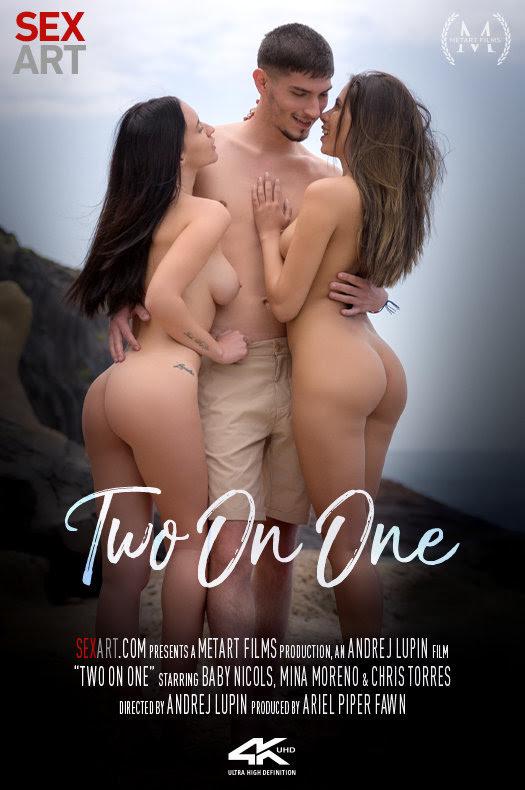 0080173041 [Sex-Art] Baby Nicols, Chris Torres, Mina Moreno - Two On One