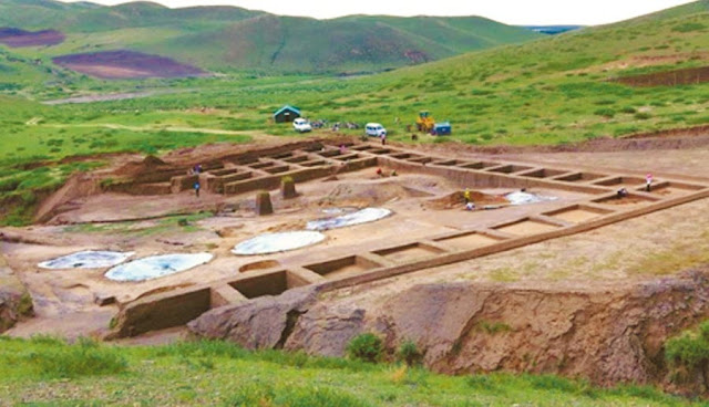Archaeological site in Inner Mongolia formed 9,000 years ago