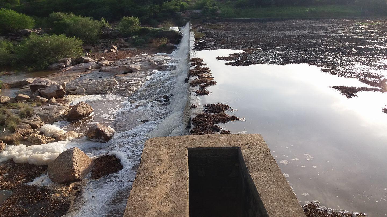 Resultado de imagem para Barragem Boqueirão de Parelhas já recebeu 88 centímetros de água