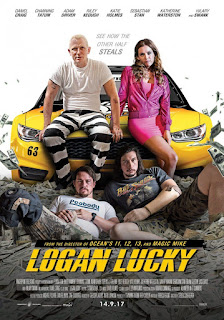 Logan Lucky 2017 Dual Audio 1080p BluRay