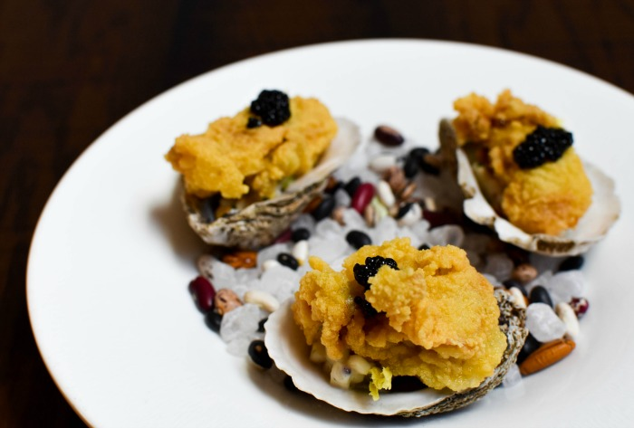 iron gate oysters