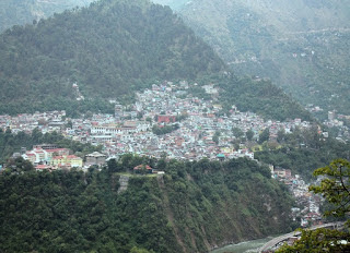 Geography Of chamba In English