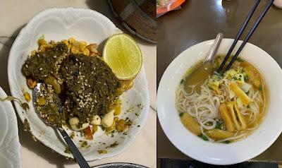 Burmese Tea-Leaf Salad & Shan Noodles