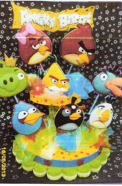 angry birds en fomix