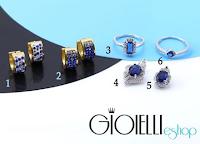Logo Vinci gratis i gioielli del Colore (anelli e orecchini)