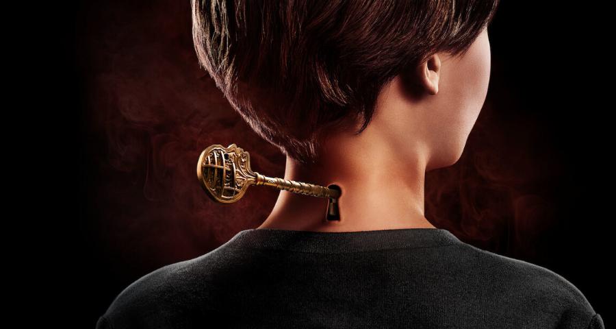 A série das chaves na Netflix - Locke & Key