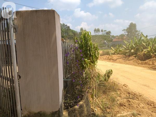Gia đình nạn nhân cách nhà đối tượng khoảng 100 mét