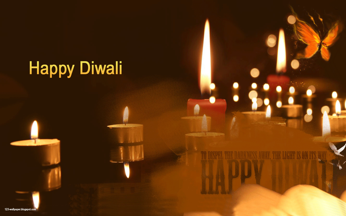 Happy Diwali Wallpapers & Diwali Wishes SMS 2017
