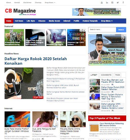 CB Magazine