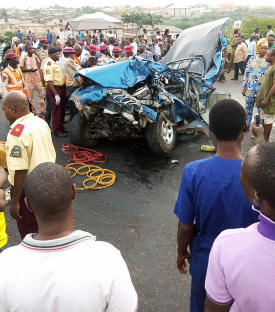 uk returnee accident lagos nigeria
