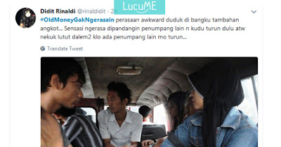 11 Cuitan Kocak 'Old Money Gak Ngerasain' Ini Bikin Sedih Sobat Missqueen
