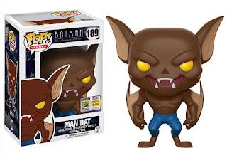 Pop! Heroes: Batman The Animated Series – Man Bat.