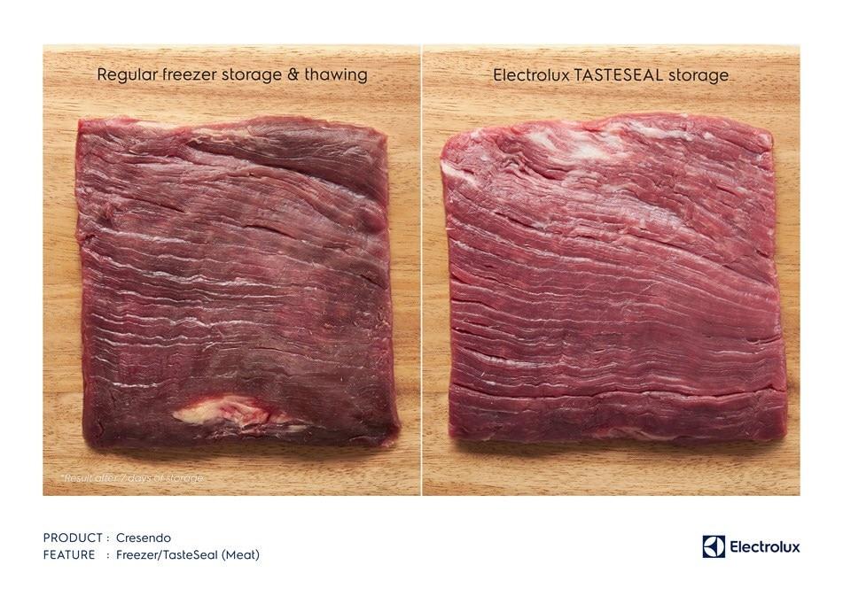 Nấu ăn ngay không cần rã đông với Tủ lạnh Electrolux ETB2502J-A