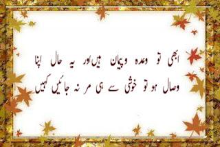 Wada Shayari  Abi tu wada pemaan hain, wada shayari wada pemaan khushi shayri 2 line design poetry , poetry, sms