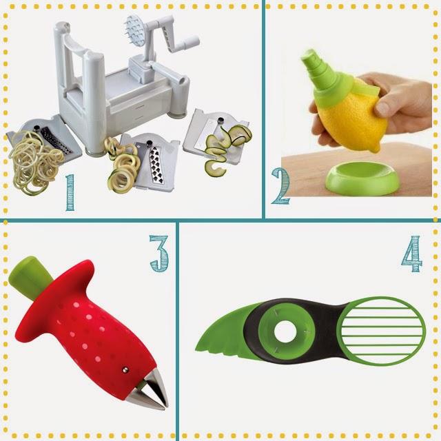 Genius Kitchen Gadgets