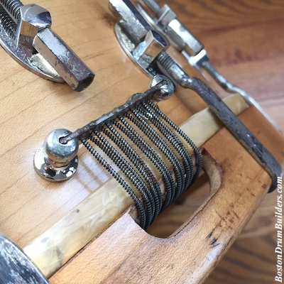 Stone Master-Model Snare Butt