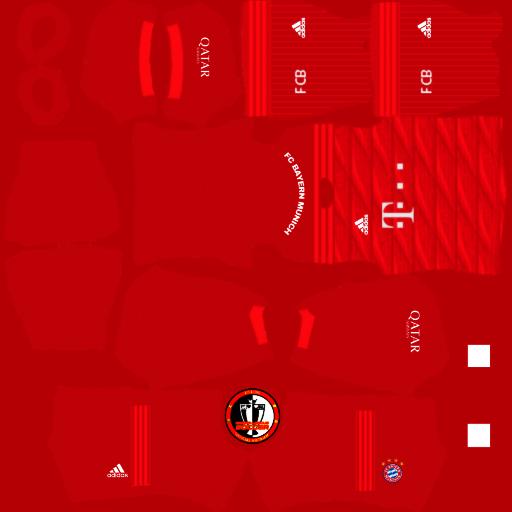 Kits Bayern Munich 2020 - Dream League Soccer 2021