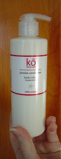 Kō  Denmark's Jasmine Neroli Rose Body Lotion.jpeg