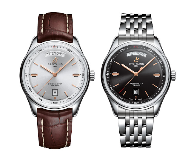 Breitling Premier Automatic Day & Date 40