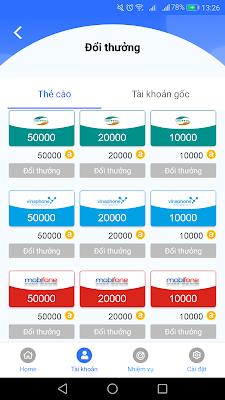 Hướng dẫn kiếm tiền với ứng dụng alivar, cách kiếm thẻ cào miễn phí từ alivar kiem tien online