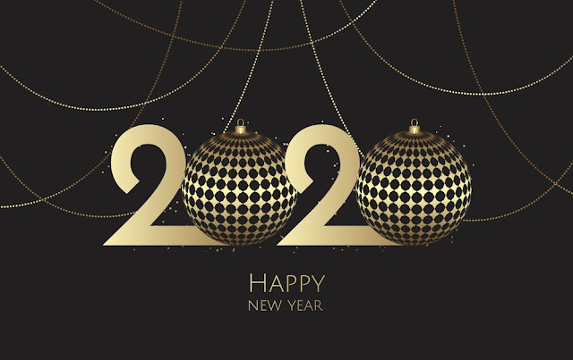 Happy New Year 2020 Wallpaper HD Pics Download