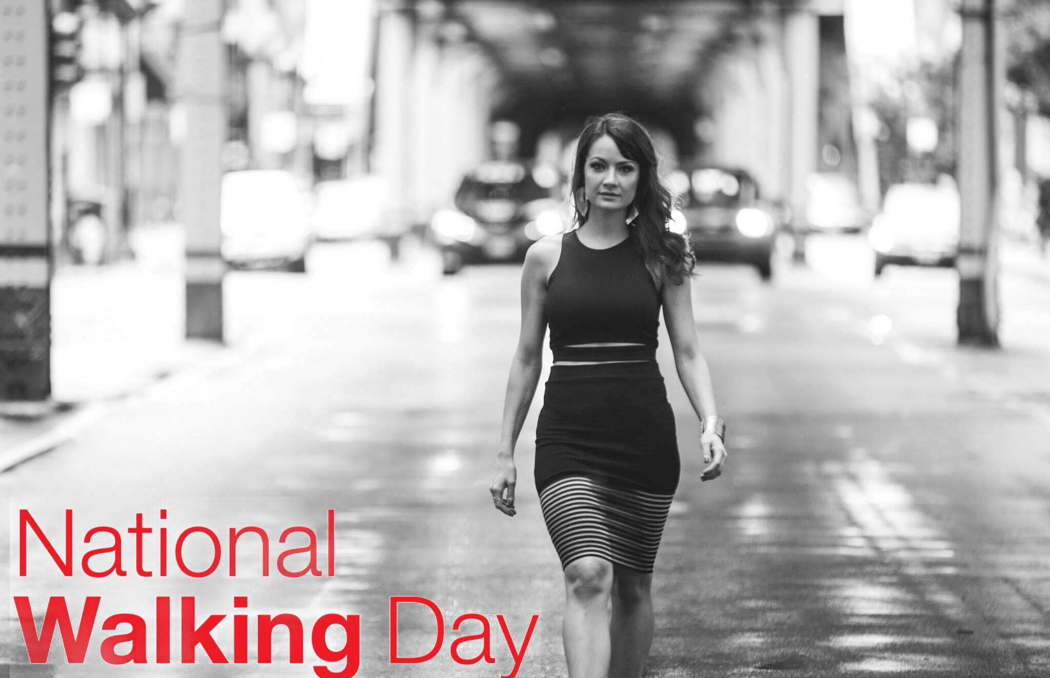 National Walking Day Wishes for Whatsapp
