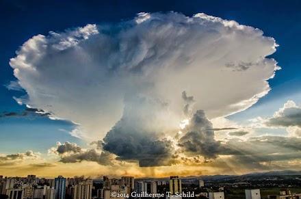 Πώς αιωρούνται τα σύννεφα;