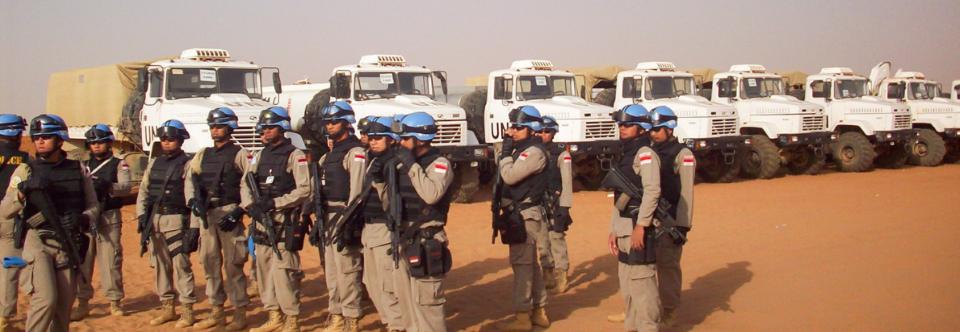 КрАЗ відправив партію вантажок Індонезійській армії