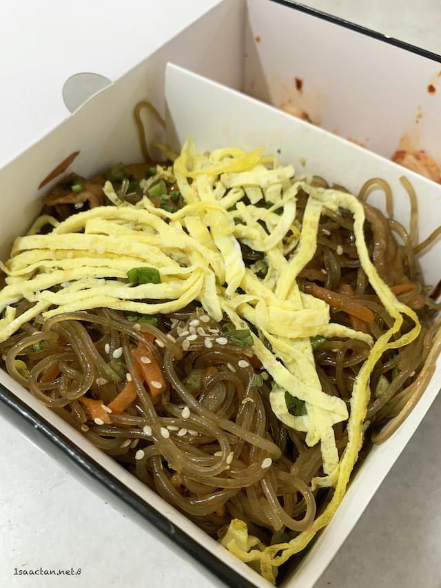 Japchae Glass Noodle - RM19.90