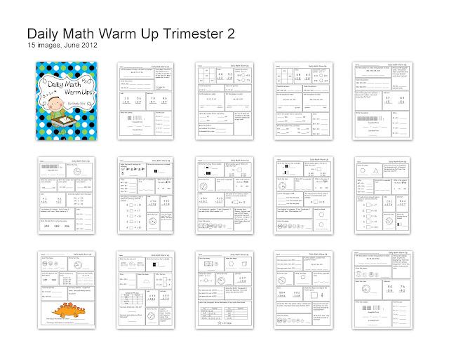 3rd Grade Daily 5 Math – Wonderful Image Gallery