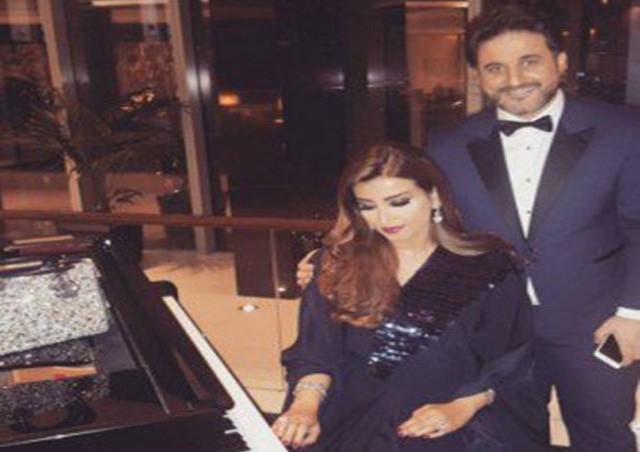 بالصور.. ملحم زين يشعل انستغرام بعد نشر صور زوجته