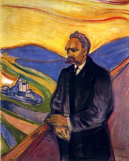 Nietzsche y el eterno retorno 2, Tomás Moreno