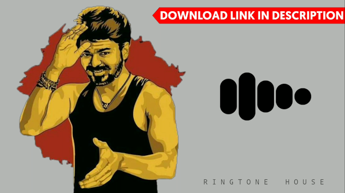 Theri Bgm Ringtone | Vijay Thalapathi Ringtone | Download Link | Ringtone House